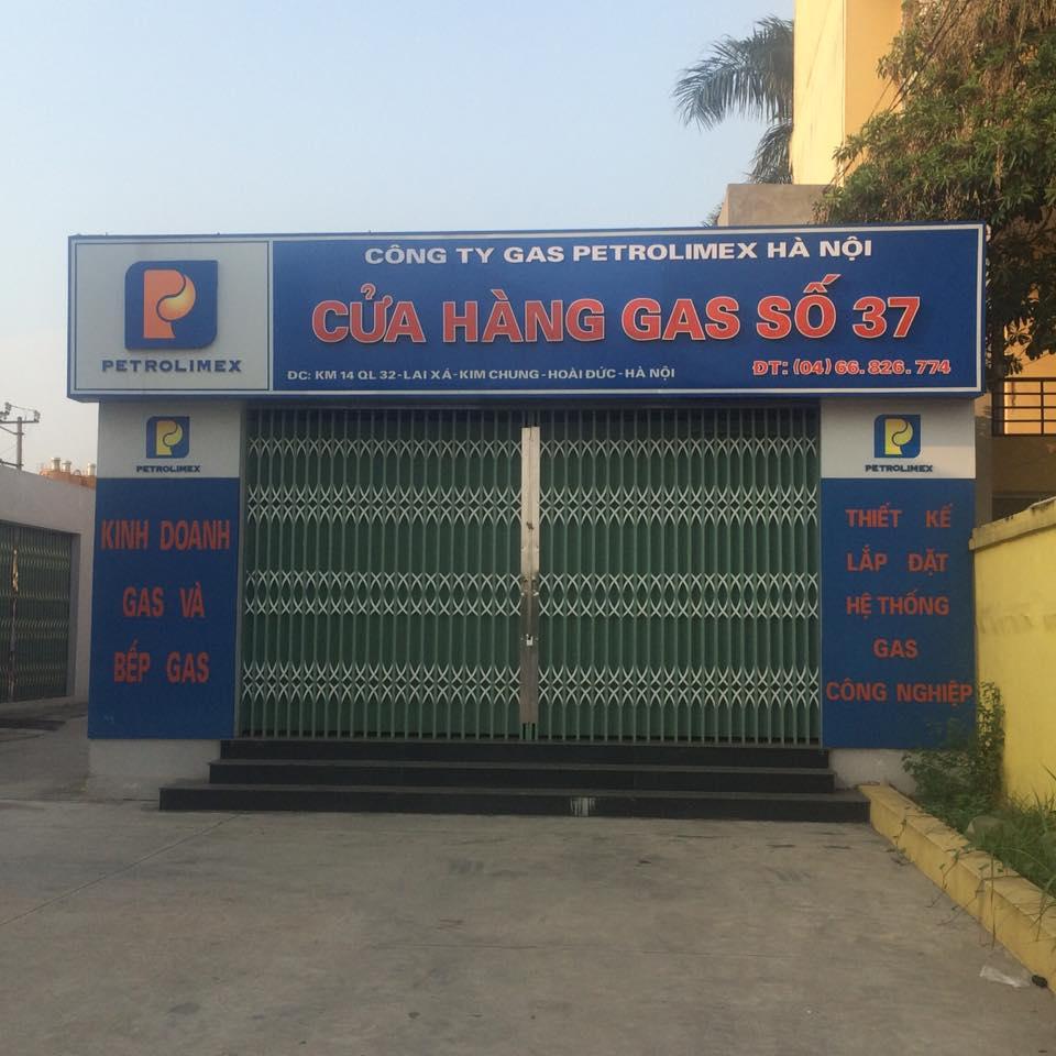 Cửa hàng gas Nhổn