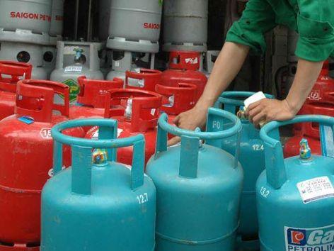 Giá gas tăng