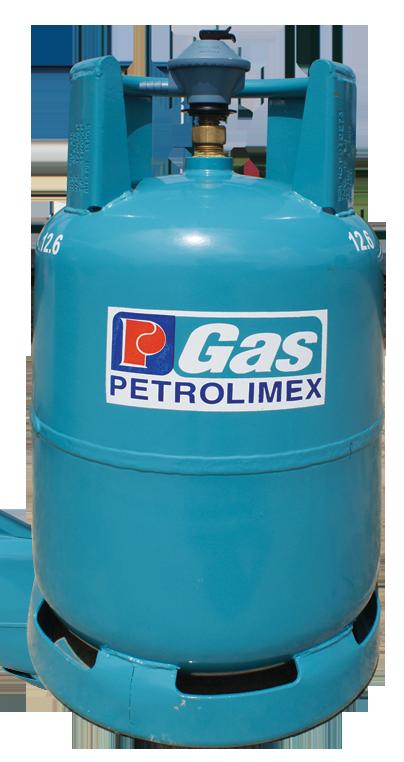 Bình gas Petrolimex 13kg van đứng